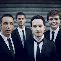 Ébène Quartet