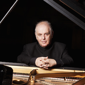 Moment musical with Daniel Barenboim