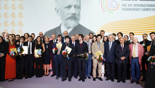 XVI International Tchaikovsky Competition: Winner's Gala (I/II)