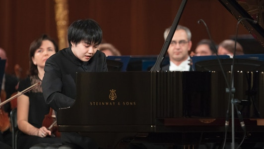 XVI International Tchaikovsky Competition: Piano Final (III/III)
