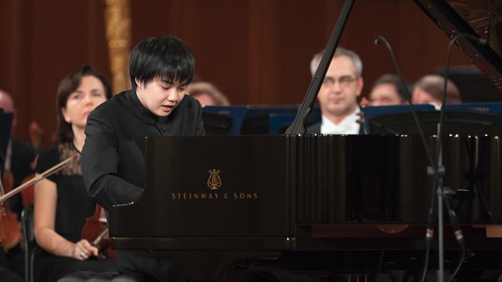 Concert XVI International Tchaikovsky Competition: Piano Final (III