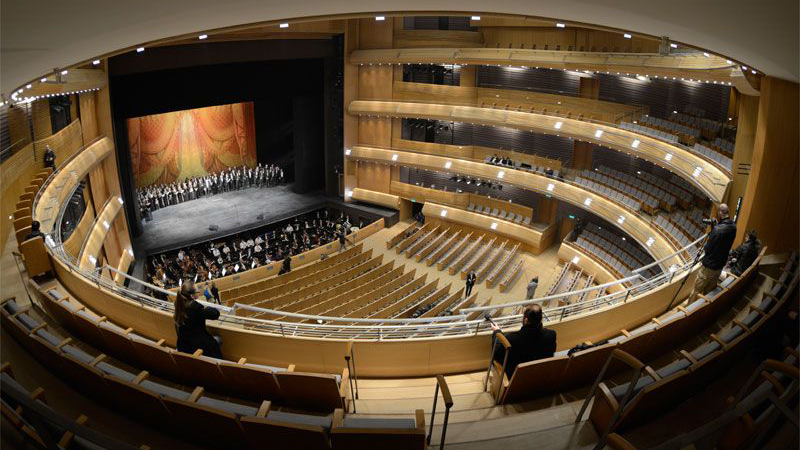XVI International Tchaikovsky Competition: Voice Final