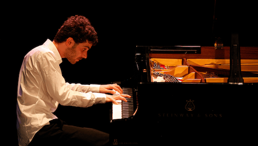 Adam Laloum plays Schumann, Debussy, Schubert, and Brahms