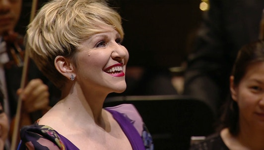 Alan Gilbert conducts Salonen, Ravel and Strauss – With Joyce DiDonato
