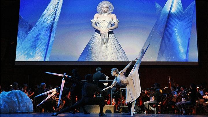 Alan Gilbert and the New York Philharmonic: A Dancer's Dream