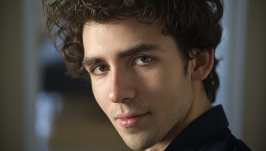 CANCELLED: Alexandre Kantorow in recital