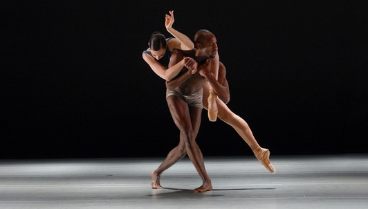 Dust and Light by Alonzo King, music by Arcangelo Corelli and Francis Poulenc