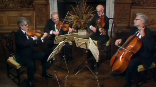 The Amadeus Quartet performs Haydn and Mozart