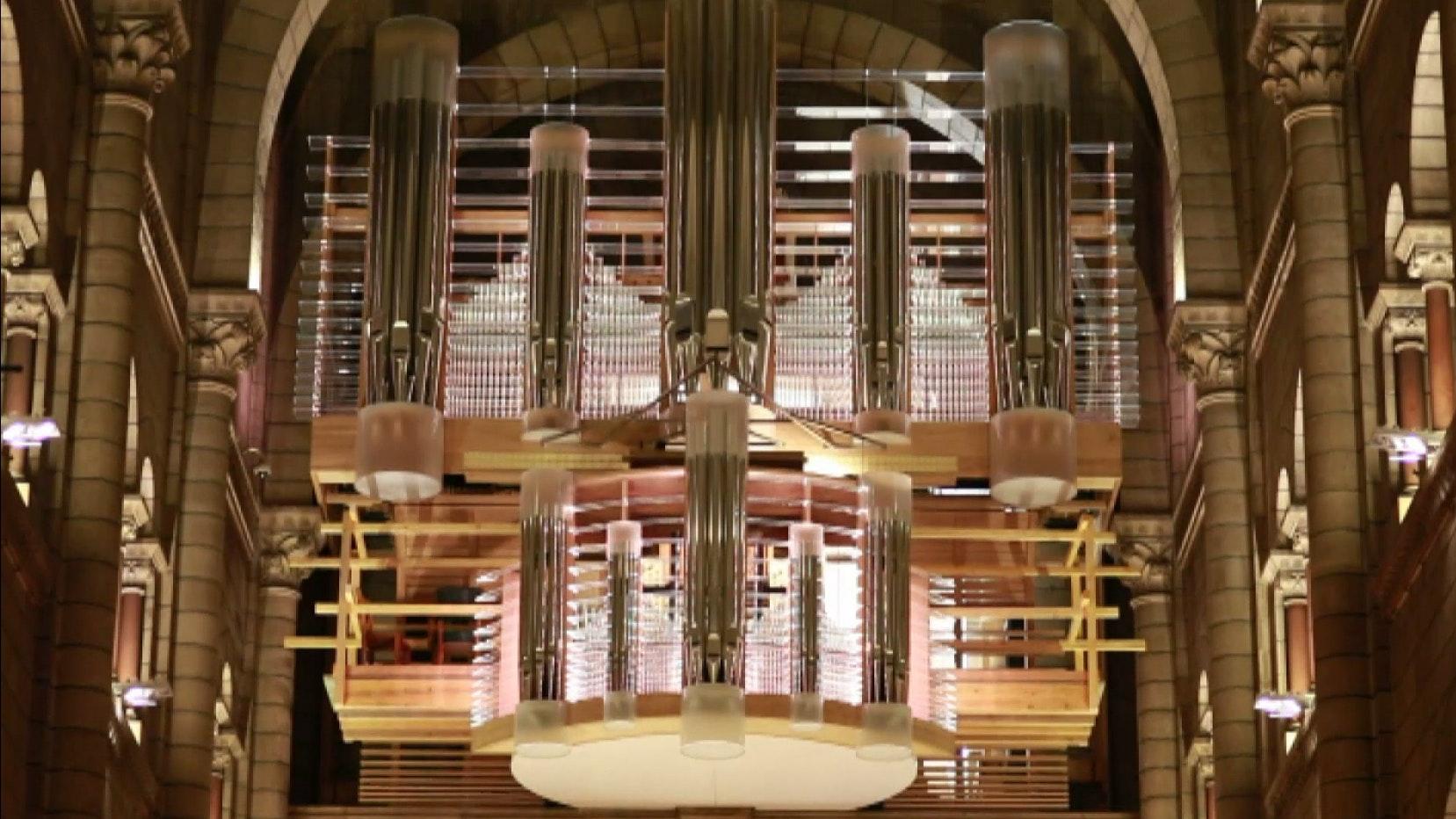 An Organ for Princes