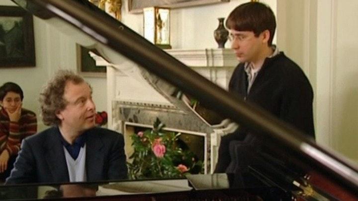András Schiff enseigne Bach : Partita n°2