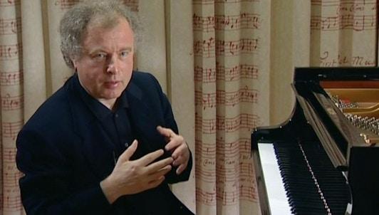 András Schiff enseigne Beethoven :LesDernières Sonates pour piano
