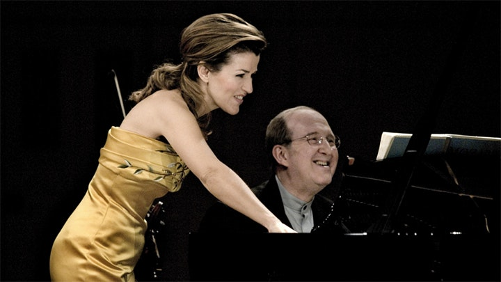 Anne-Sophie Mutter and Lambert Orkis play Mozart's Sonata for Violin and Piano K. 454