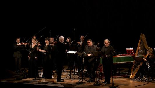 NEW VOD: Antonio Florio conducts Nola — With the Cappella Neapolitana