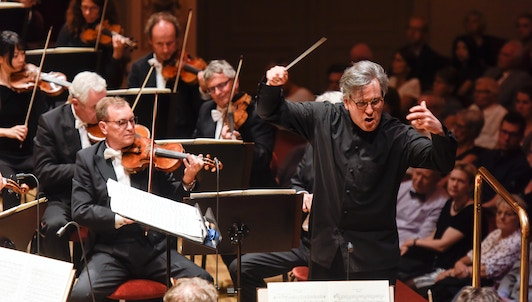 Antonio Pappano conducts Rachmaninov's Symphony No. 2