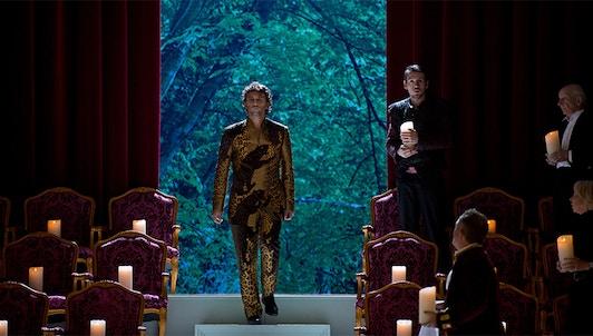 Ariadne auf Naxos – 2012 Salzburger Festspiele
