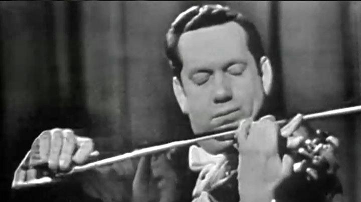 Arthur Grumiaux plays Mendelssohn's Violin Concerto