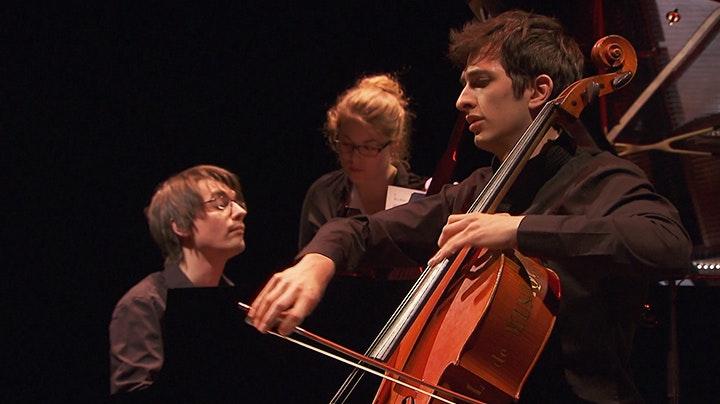Aurélien Pascal et Pierre-Yves Hodique perform Beethoven, Poulenc and Popper