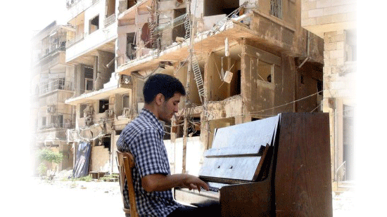 Ayham Ahmad: The Pianist of Yarmouk