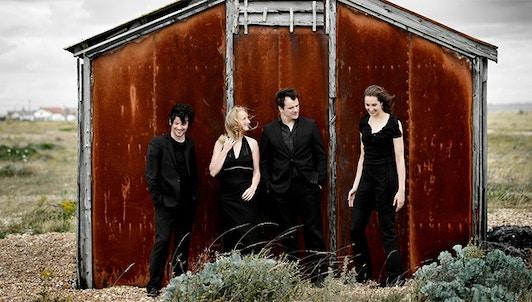 The Navarra Quartet plays Beethoven: String Quartet in E minor