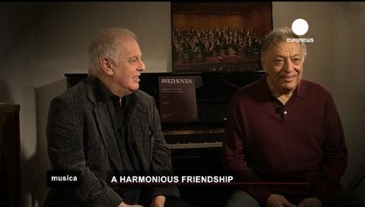 Zubin Mehta et Daniel Barenboim : amitiés et passion pour la musique