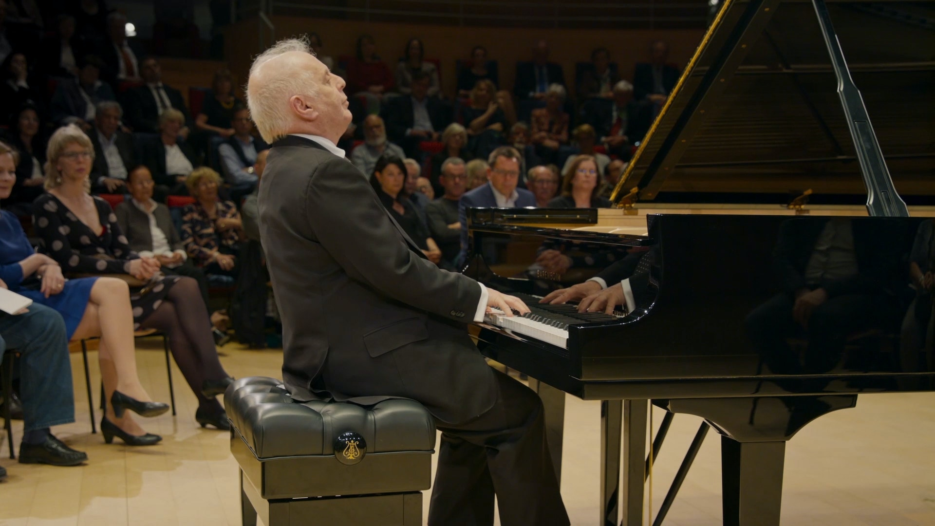 Daniel Barenboim performs Schubert's Piano Sonatas Nos. 16 and 21