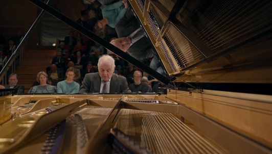 Daniel Barenboim performs Schubert's Piano Sonatas Nos. 4, 13, and 20