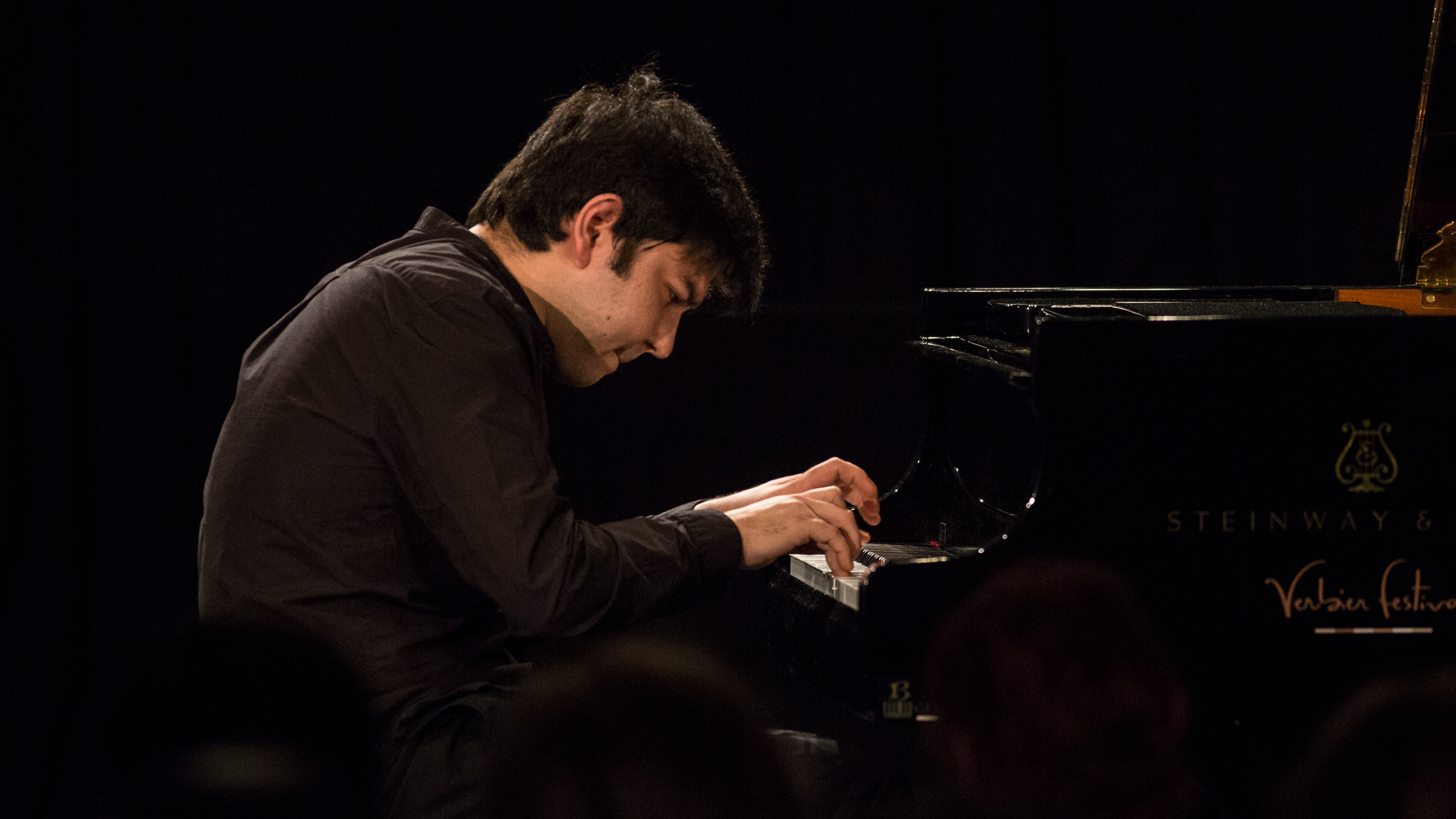 Behzod Abduraimov performs Chopin, Schubert, Beethoven, and Prokofiev