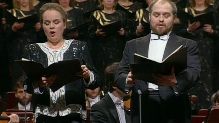 Jiří Bělohlávek conducts Dvořák's Te Deum