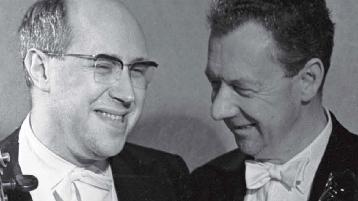 Benjamin Britten conducts Tchaikovsky and Britten – With Mstislav Rostropovich