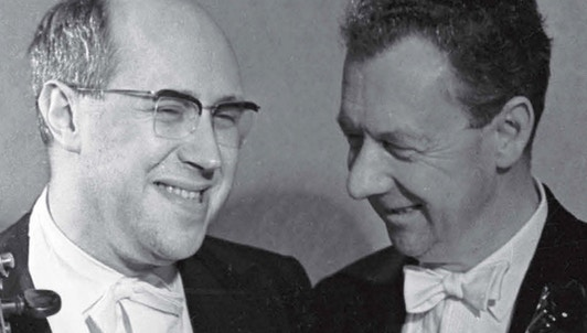 Benjamin Britten conducts Tchaikovsky and Britten — With Mstislav Rostropovich