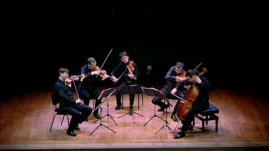 Le Quatuor Bennewitz et Arnaud Thorette interprètent Mozart | Quatuor Bennewitz (artiste)