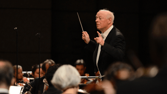 Bernard Haitink conducts Bartók and Beethoven