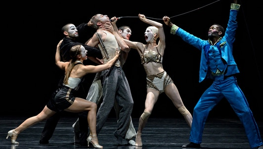 NEW VOD: Betroffenheit by Crystal Pite, music by Owen Belton, Alessandro Juliani, and Meg Roe
