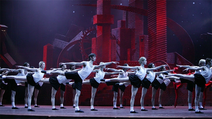 Ratmansky's Bolt, music by Shostakovich