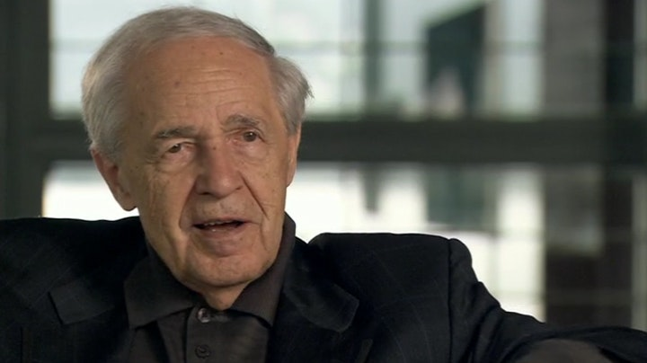 Pierre Boulez and the Lucerne Festival Academy