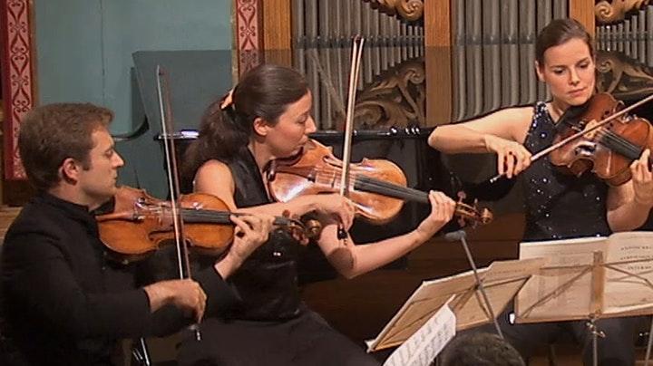 Bruckner: String Quintet in F major