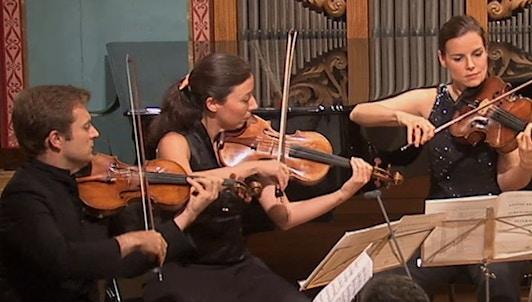 El Quinteto de cuerdas en fa mayor de Bruckner