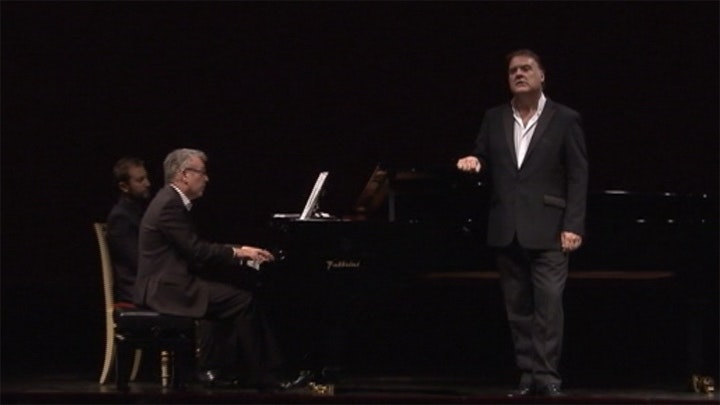 Bryn Terfel goes back to his roots