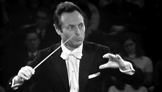 Carlo-Maria Giulini dirige Verdi y Constantin Silvestri dirige Beethoven