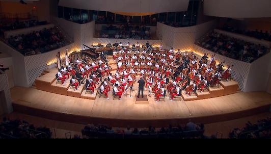 Carlos Miguel Prieto dirige De Falla et Stravinsky -Avec Gabriela Montero