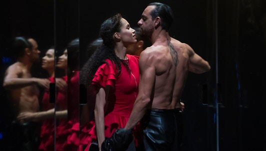 Carmen by Johan Inger, music by Shchedrin after Bizet
