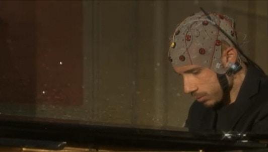 Dans le cerveau des musiciens qui improvisent