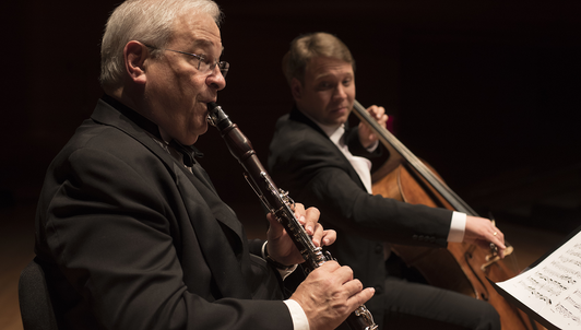The Chamber Music Society of Lincoln Center plays Dvořák, Bernstein, Copland and Burleigh