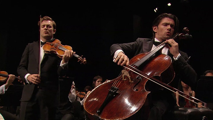 Charles Dutoit, the Capuçon brothers, and Manfred Honeck perform Brahms