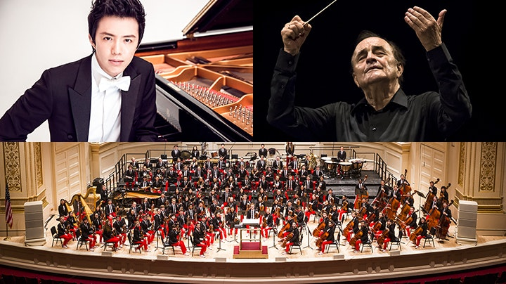 Charles Dutoit conducts Tan Dun, Beethoven, and Berlioz – With YUNDI