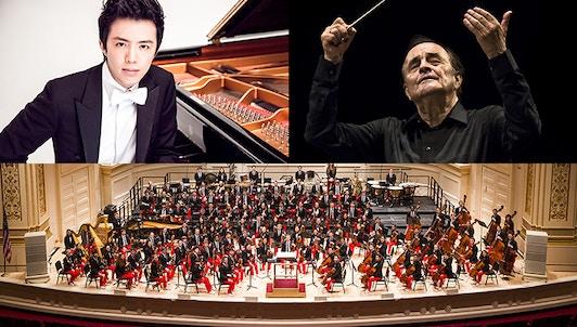 Charles Dutoit conducts Tan Dun, Beethoven, and Berlioz – With YUNDI