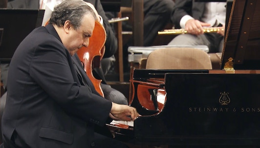 Christian Thielemann conducts Weber, Liszt and Tchaikovsky – With Yefim Bronfman