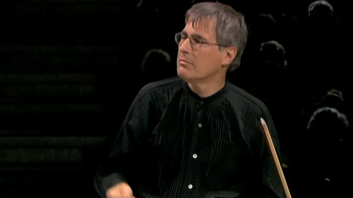 Christian Zacharias plays Chopin and conducts Dvorák