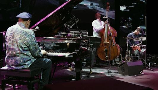 Chucho Valdés Quartet Live at Alfa Jazz Fest