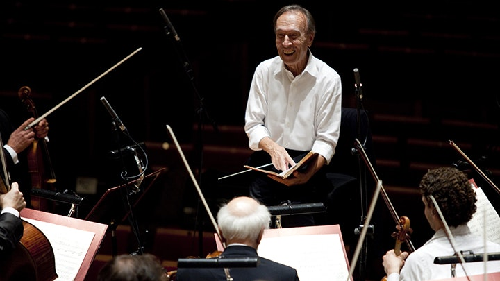 Claudio Abbado conducts Mozart's Requiem at the Lucerne Festival